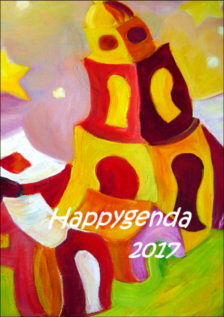 "Happygenda 2017 ""Version Maison Folle"""