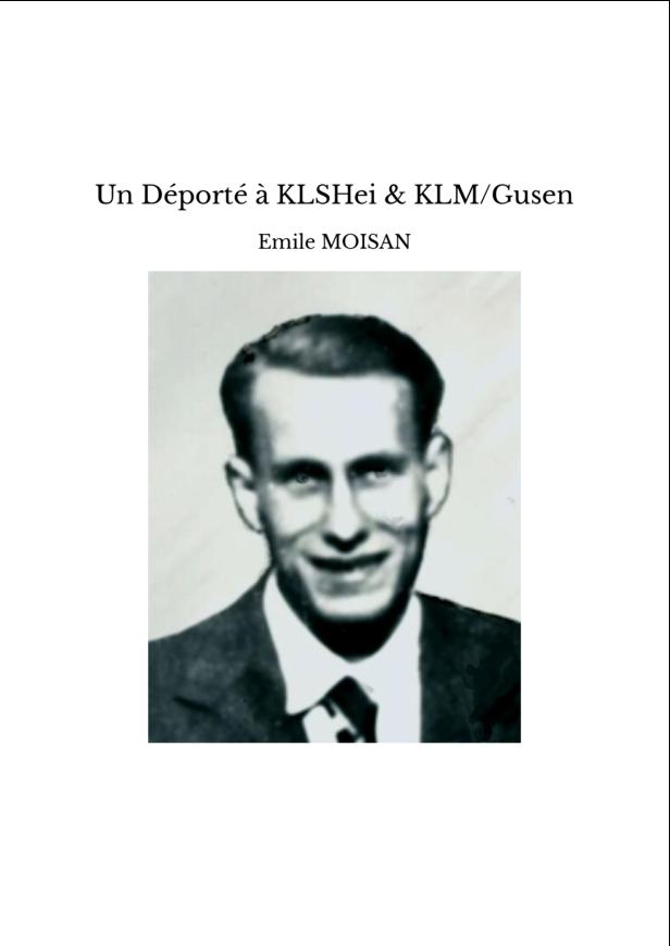 Un Déporté à KLSHei & KLM/Gusen