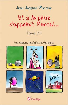 Et si la pluie s'appelait Marcel - EP