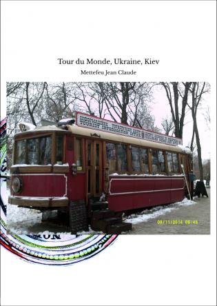 Tour du Monde, Ukraine, Kiev