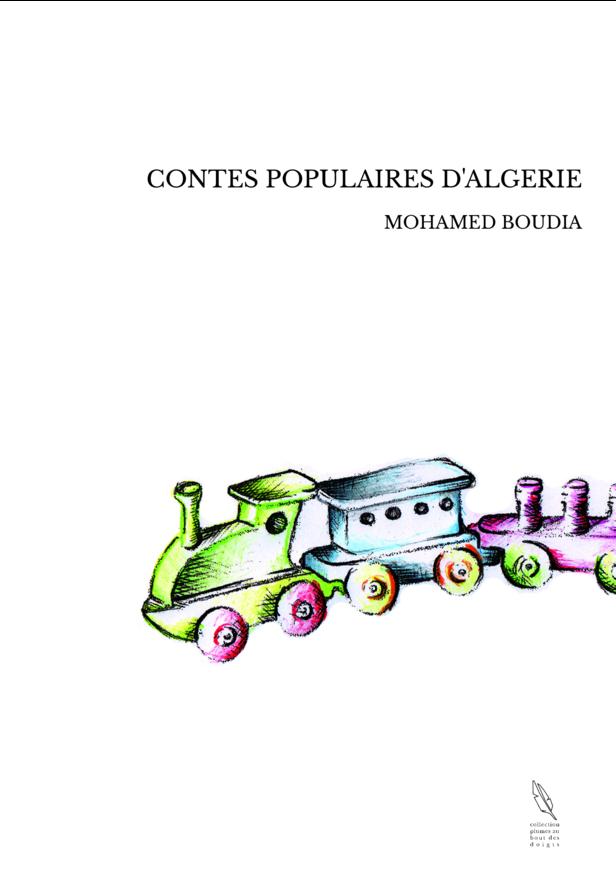 CONTES POPULAIRES D'ALGERIE