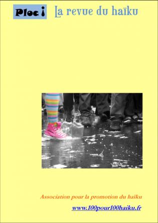 Ploc! la revue du haïku T4-2012