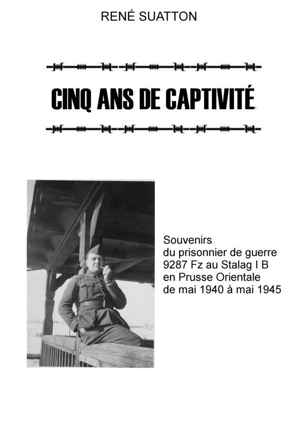 CINQ ANS DE CAPTIVITE