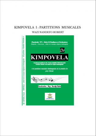 KIMPOVELA I : PARTITIONS MUSICALES