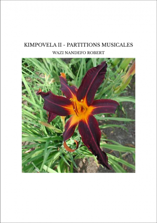 KIMPOVELA II - PARTITIONS MUSICALES