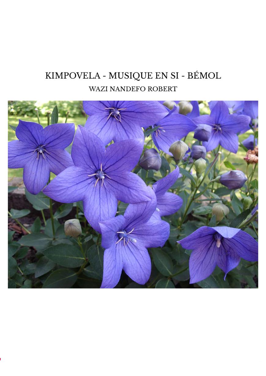 KIMPOVELA - MUSIQUE EN SI - BÉMOL