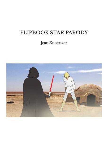 FLIPBOOK STAR PARODY