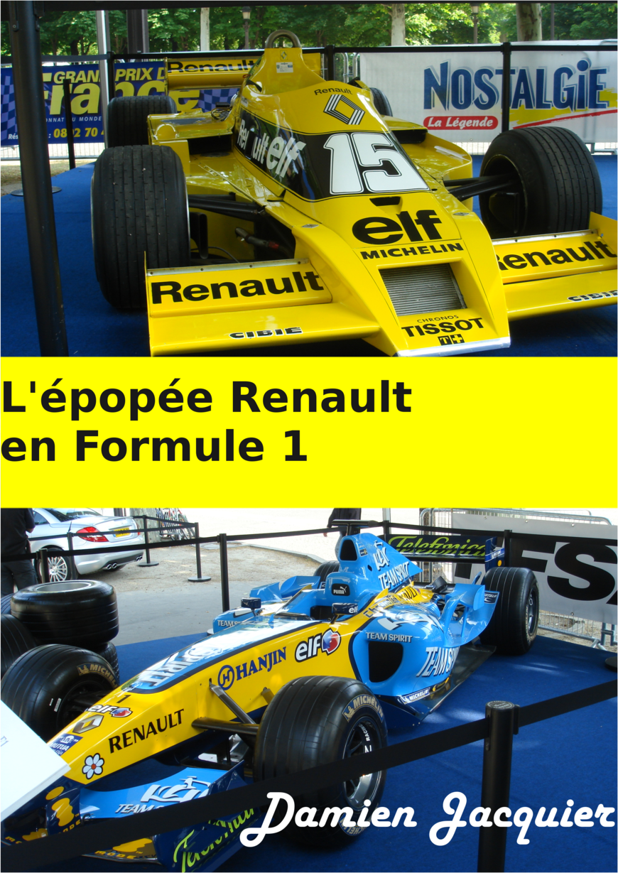 L 39 pop e renault en formule 1 damien jacquier for Booking formule 1