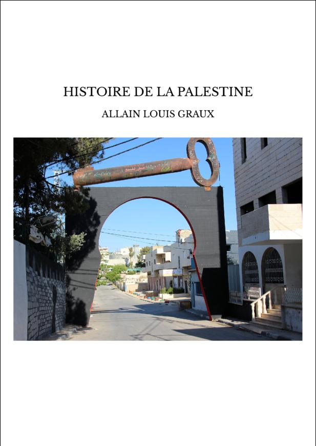 HISTOIRE DE LA PALESTINE