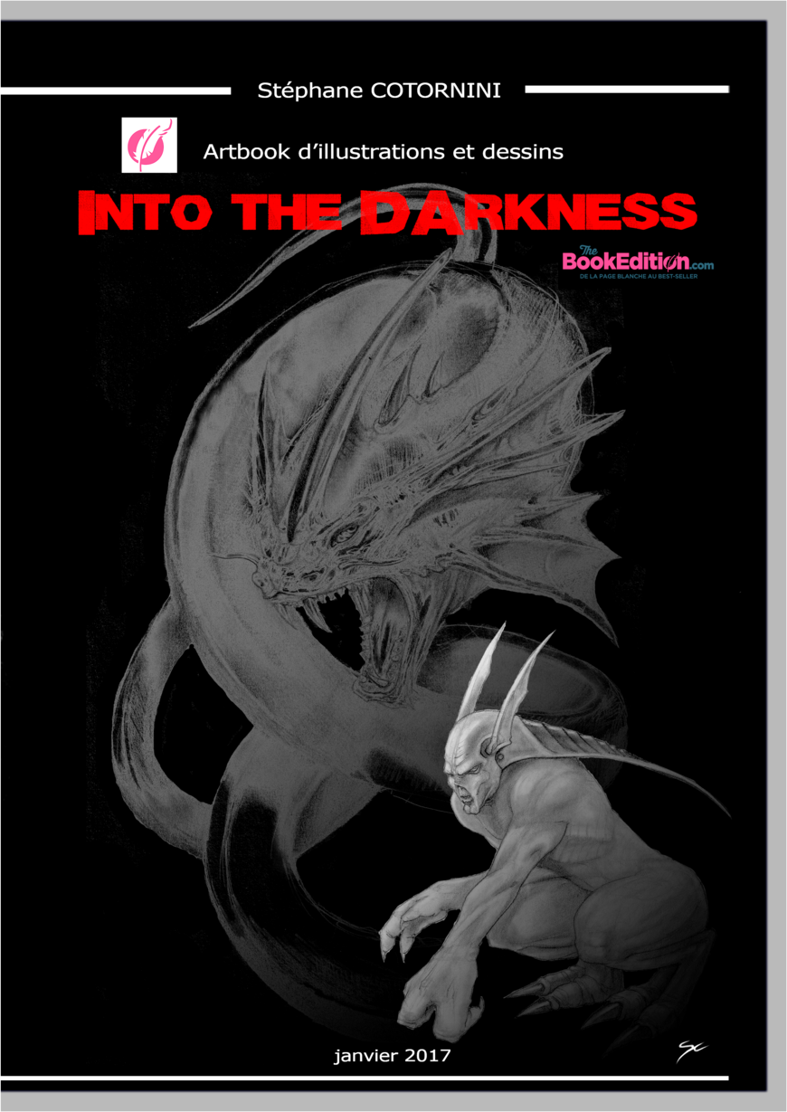 Into the Darkness - Artbook