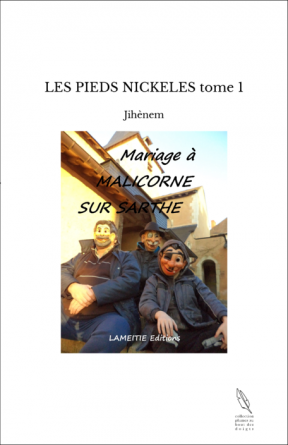 LES PIEDS NICKELES tome 1