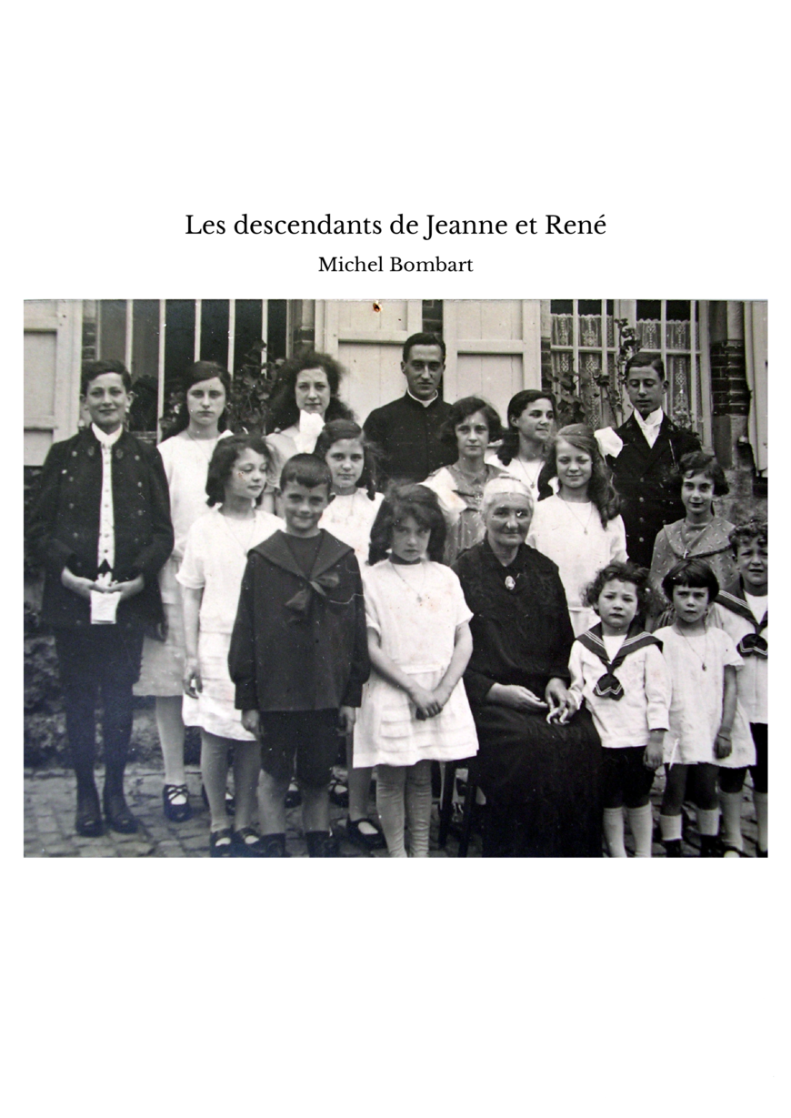 Les descendants de Jeanne et René