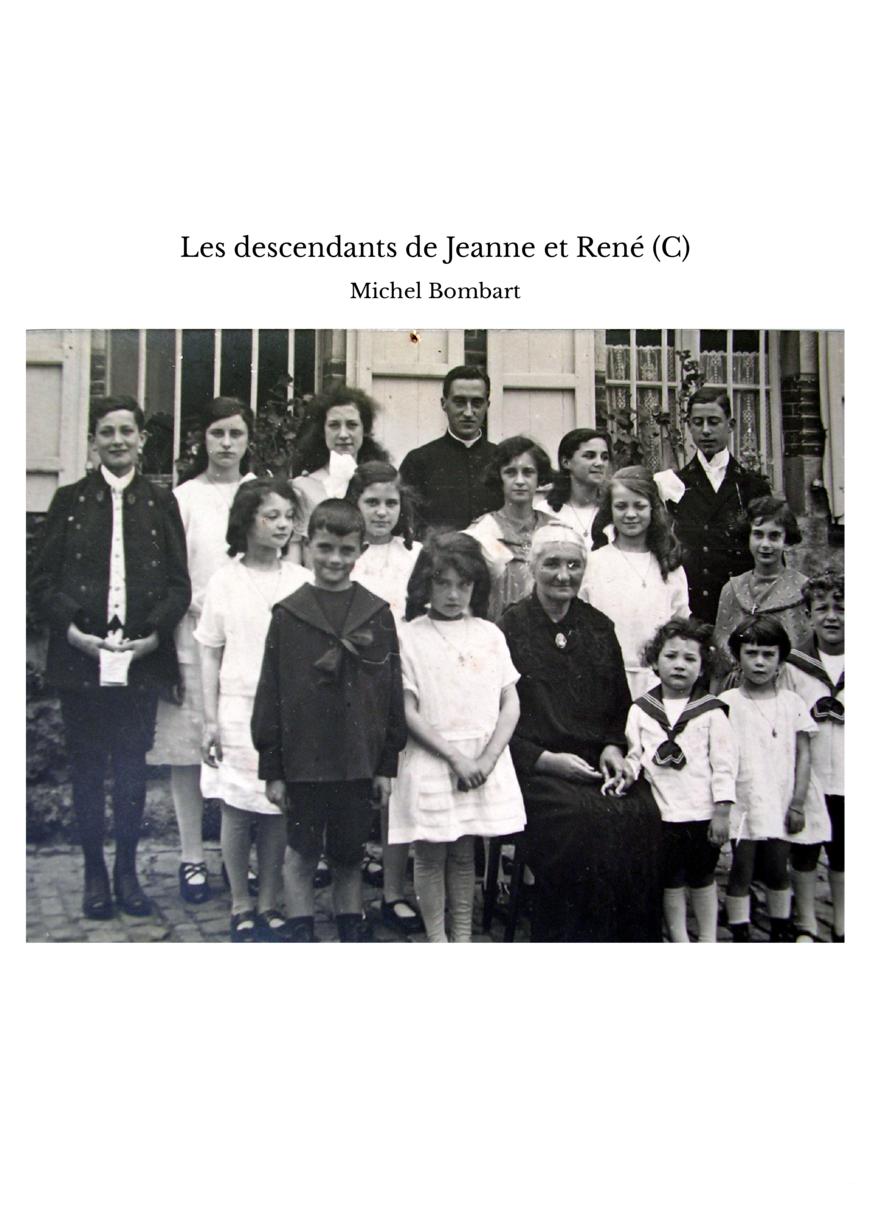 Les descendants de Jeanne et René (C)