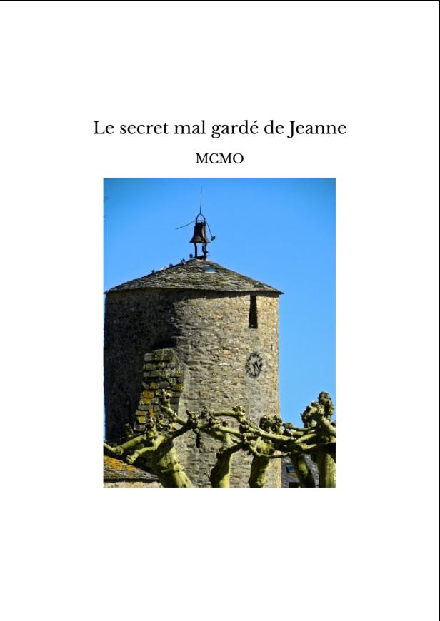 Le secret mal gardé de Jeanne