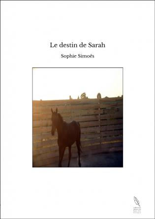 Le destin de Sarah