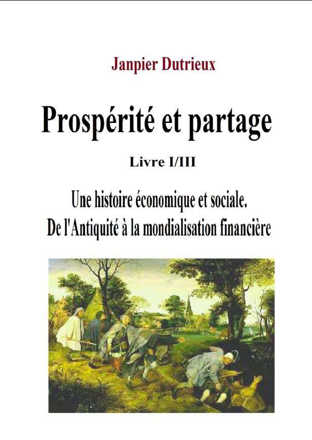 Prospérité et partage Livre I/III