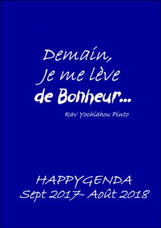 Happygenda 17-18 bleu