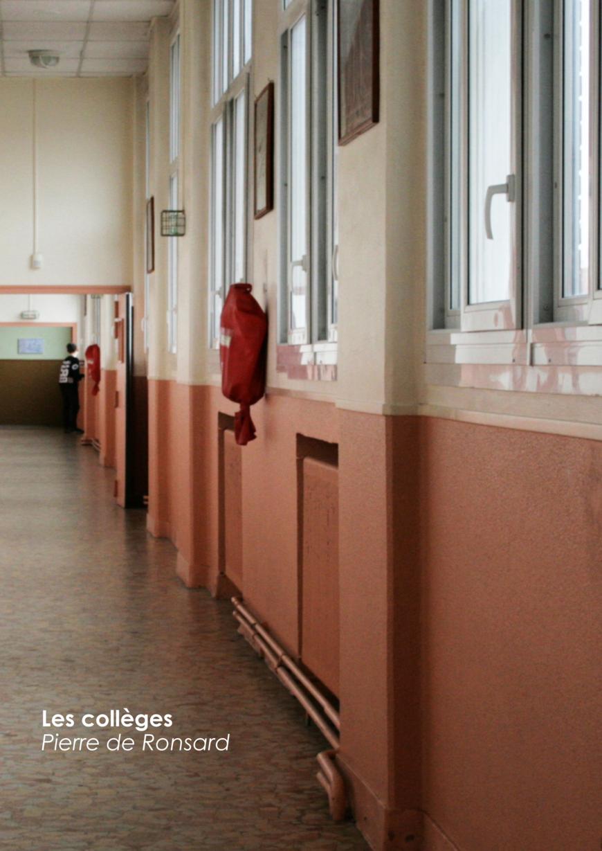 Les collèges Pierre de Ronsard