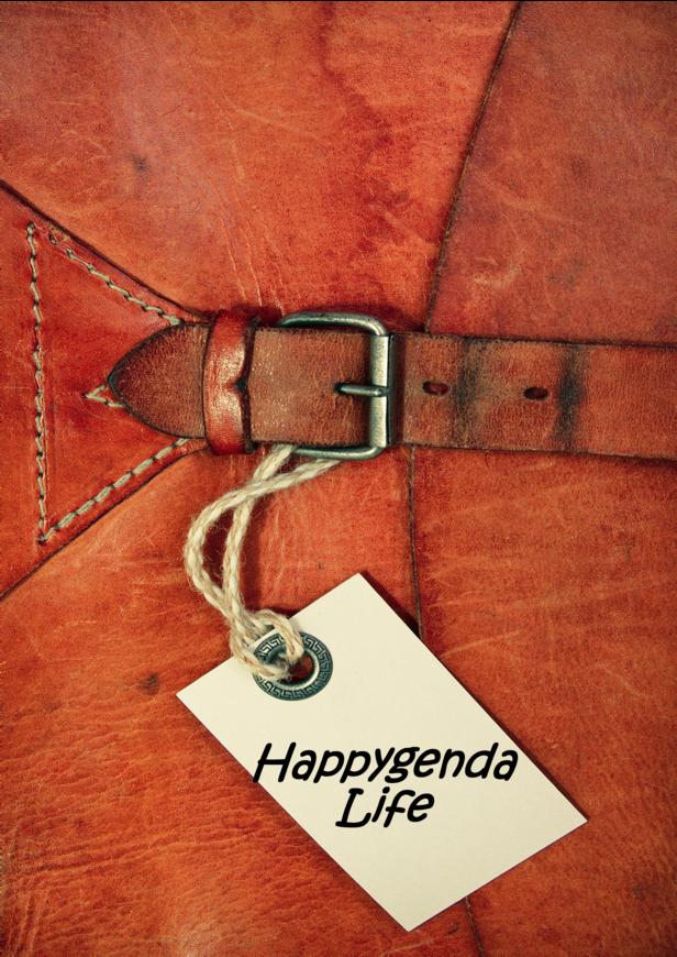 """Happygenda Life """"cuir"""""""