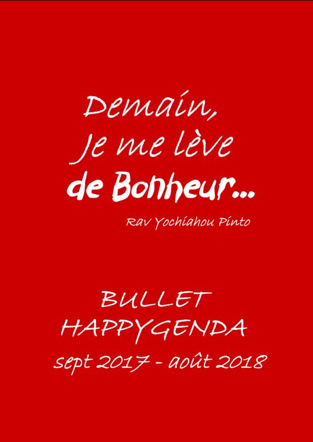 Bullet Happygenda 17-18