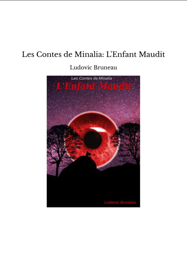 Les Contes de Minalia: L'Enfant Maudit
