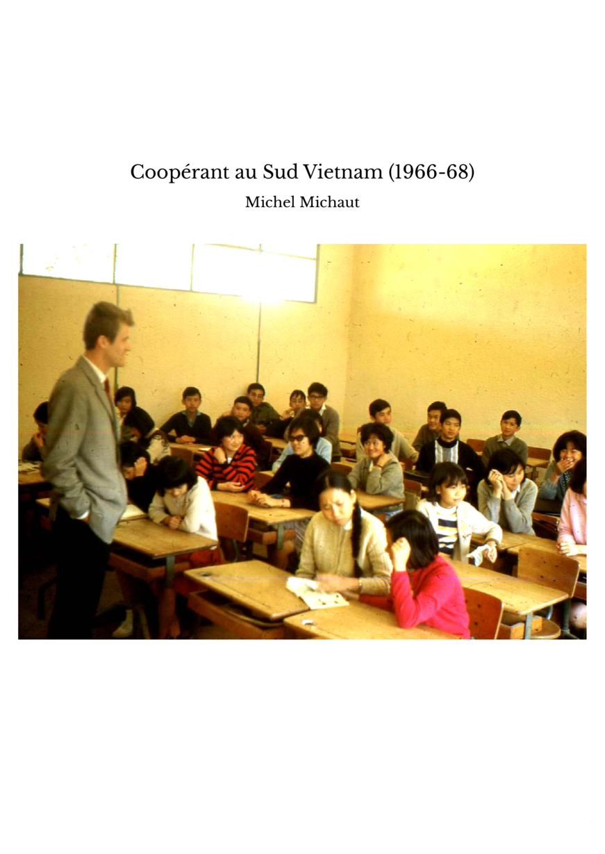 Coopérant au Sud Vietnam (1966-68)