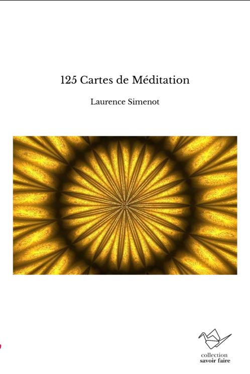 125 Cartes de Méditation