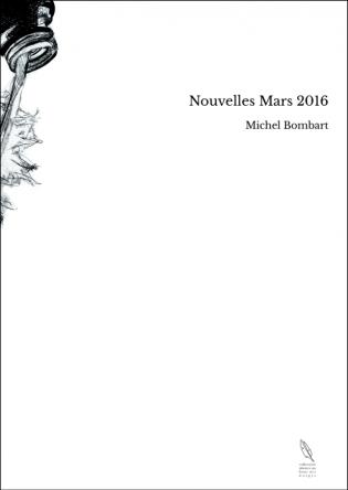 Nouvelles Mars 2016