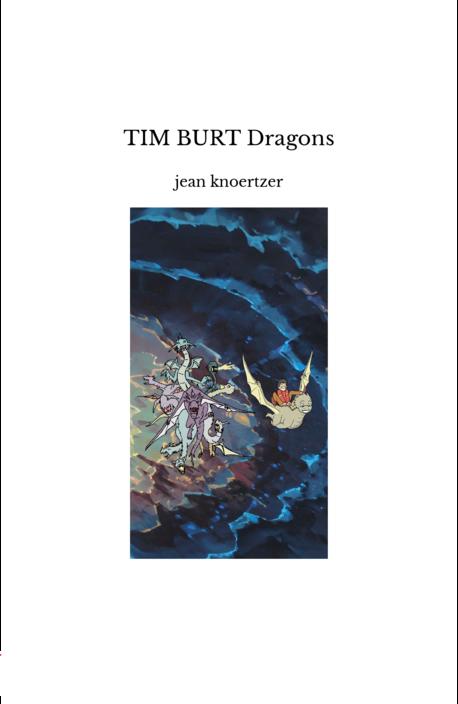 TIM BURT Dragons