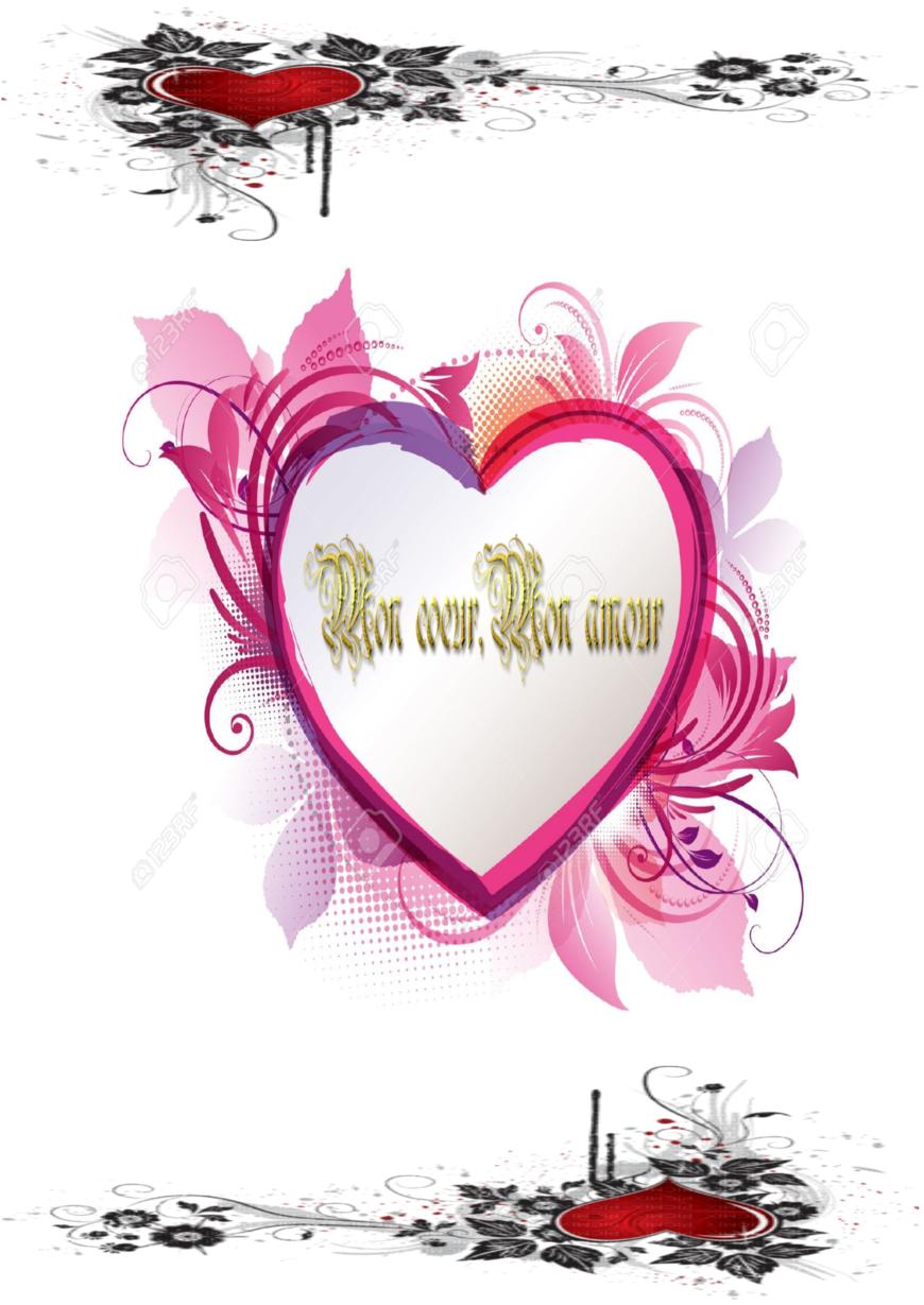 Mon cœur,Mon amour