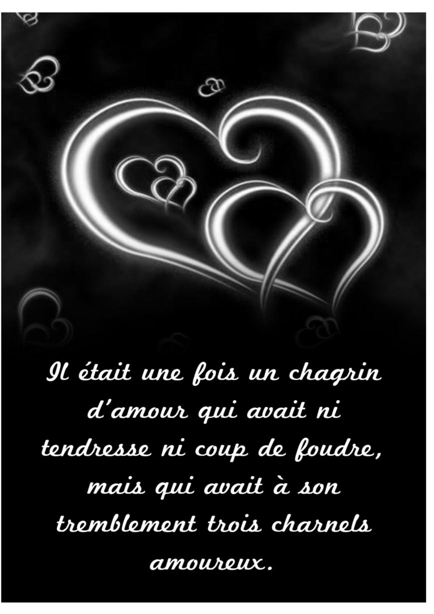 mon c u0153ur mon amour