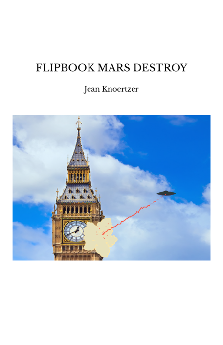FLIPBOOK MARS DESTROY