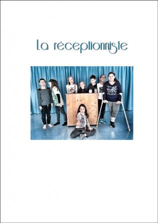 LA RECEPTIONNISTE