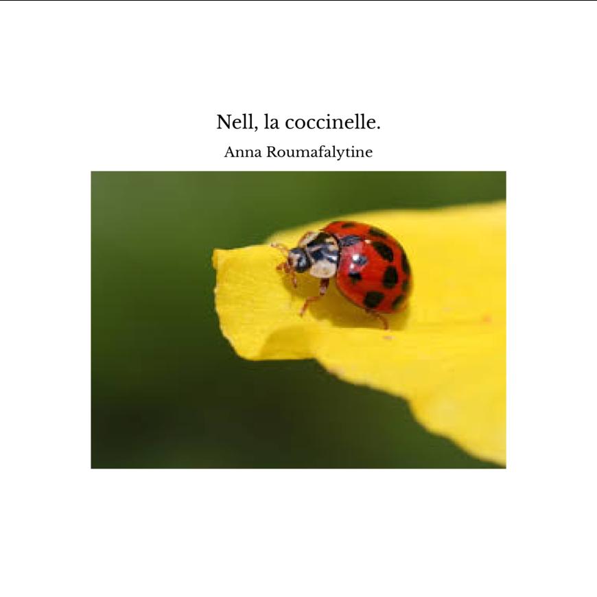 Nell, la coccinelle.