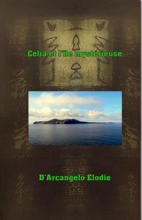 Célia et l'île mystérieuse