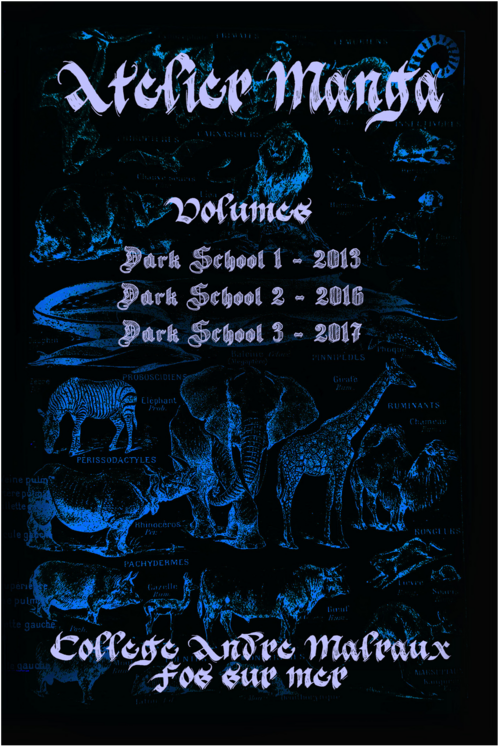 DARK SCHOOL I-II-III