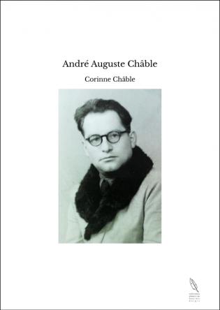 André Auguste Châble