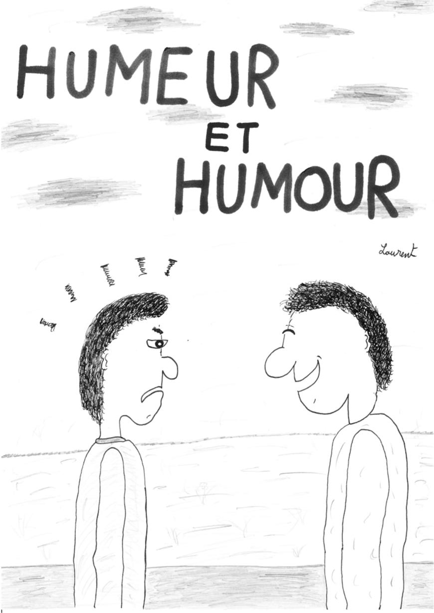humeur et humour