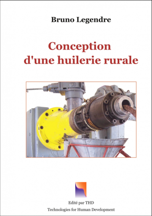 Conception d'une huilerie rurale