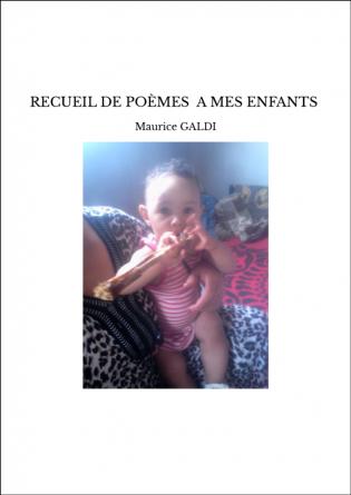 RECUEIL DE POÈMES A MES ENFANTS
