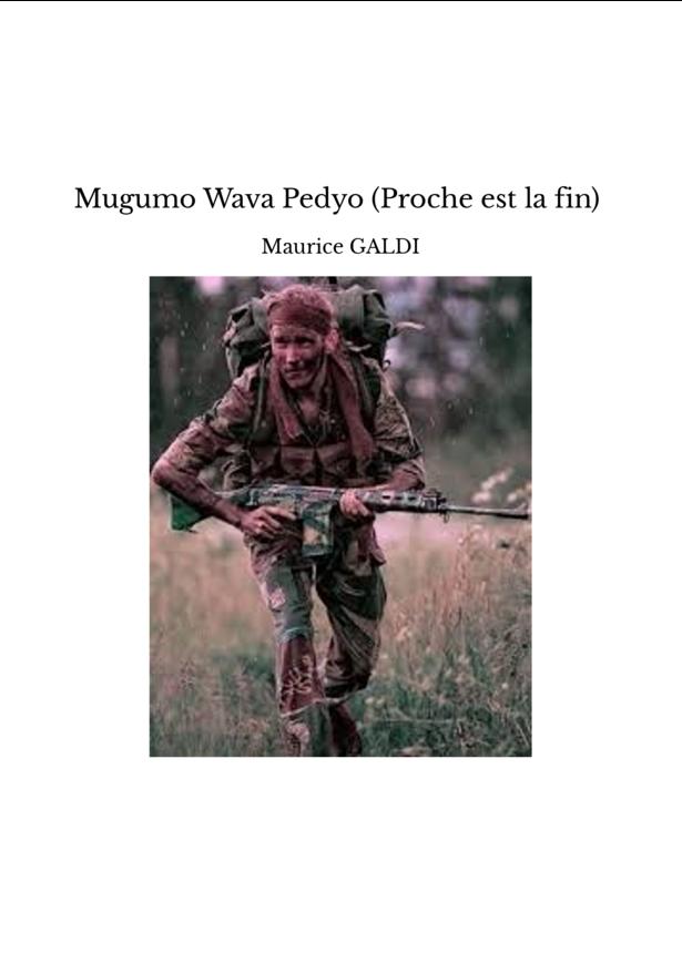 Mugumo Wava Pedyo (Proche est la fin)