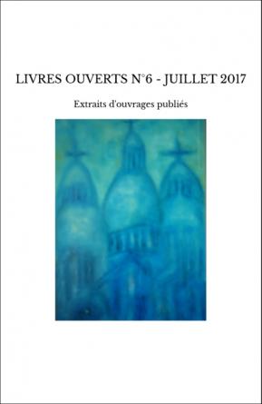 LIVRES OUVERTS N°6 - JUILLET 2017