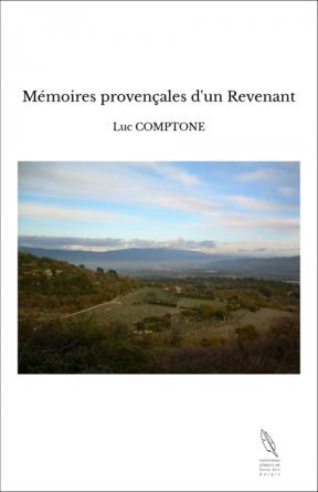 Mémoires provençales d'un Revenant