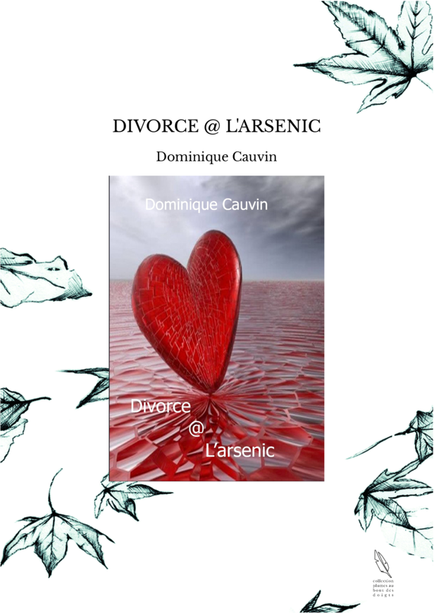 DIVORCE @ L'ARSENIC