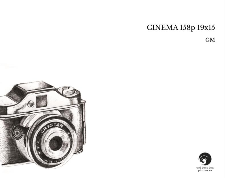 CINEMA 158p 19x15