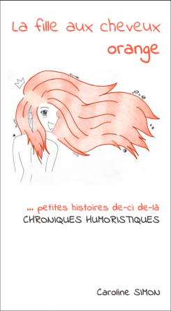 La fille aux cheveux orange