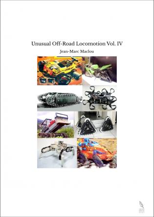 Unusual Off-Road Locomotion Vol. IV