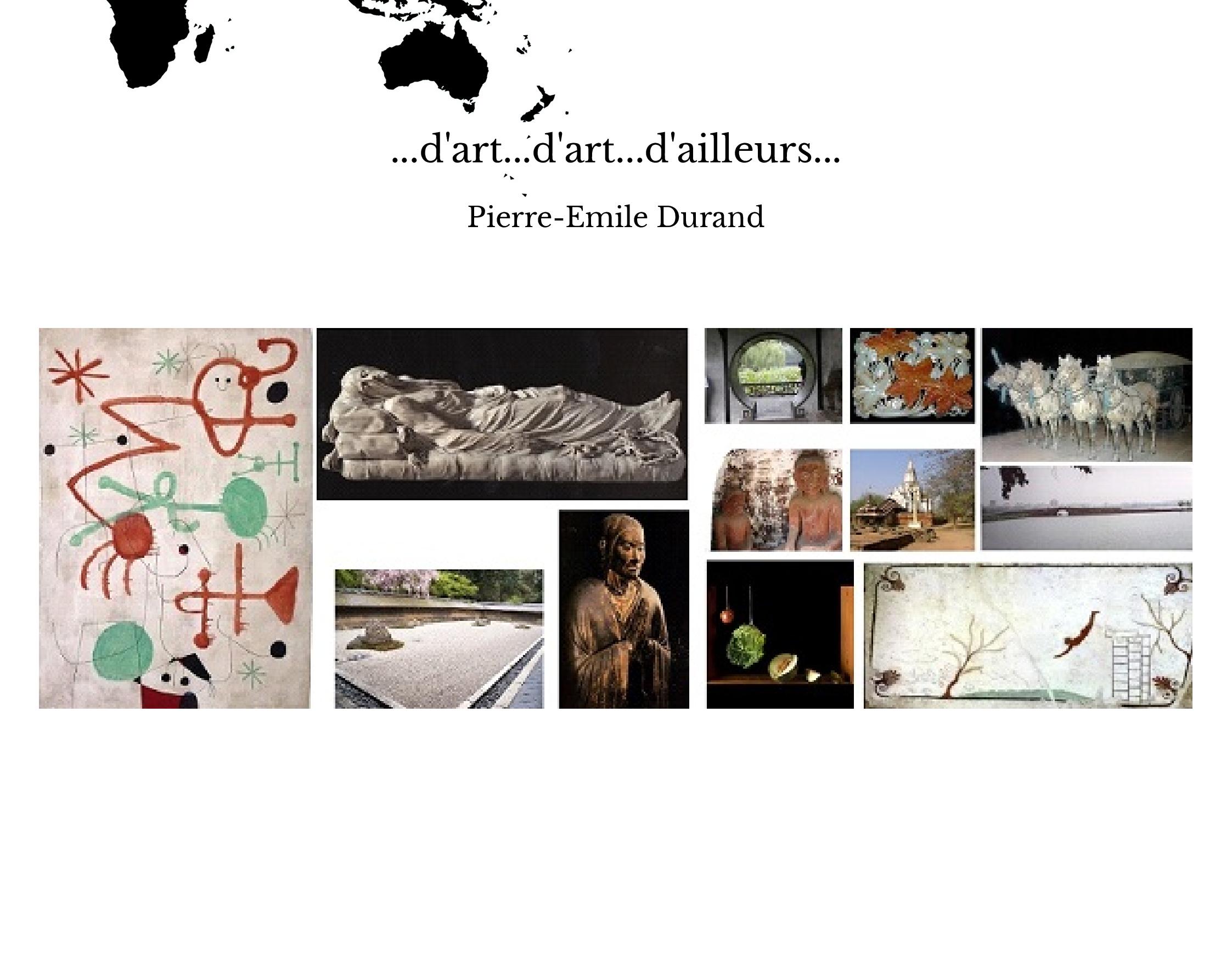 ...d'art...d'art...d'ailleurs...