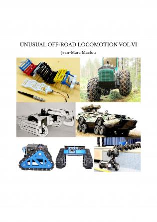 UNUSUAL OFF-ROAD LOCOMOTION VOL VI