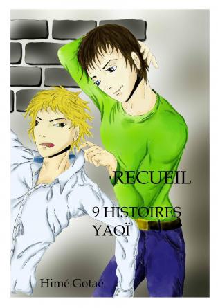 RECUEIL 9 HISTOIRES YAOÏ